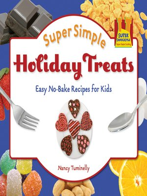 cover image of Super Simple Holiday Treats